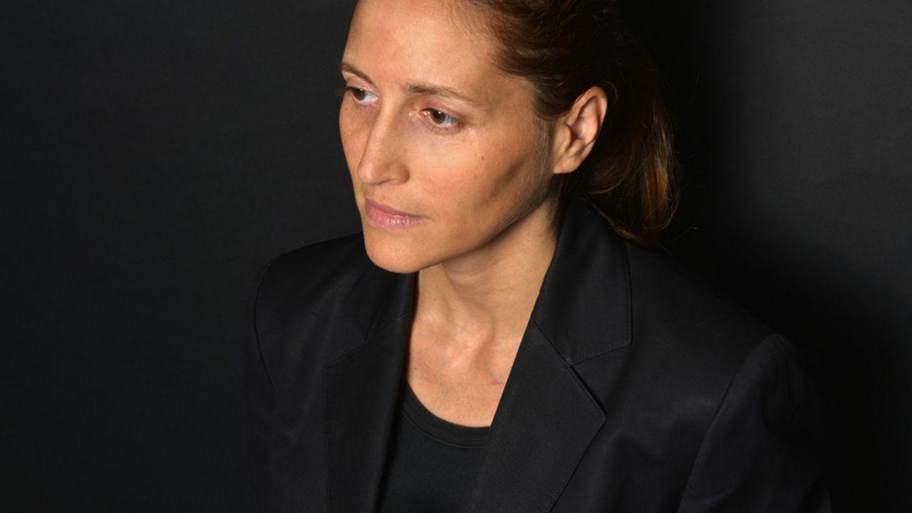 Portrait de la philosophe Cynthia Fleury.