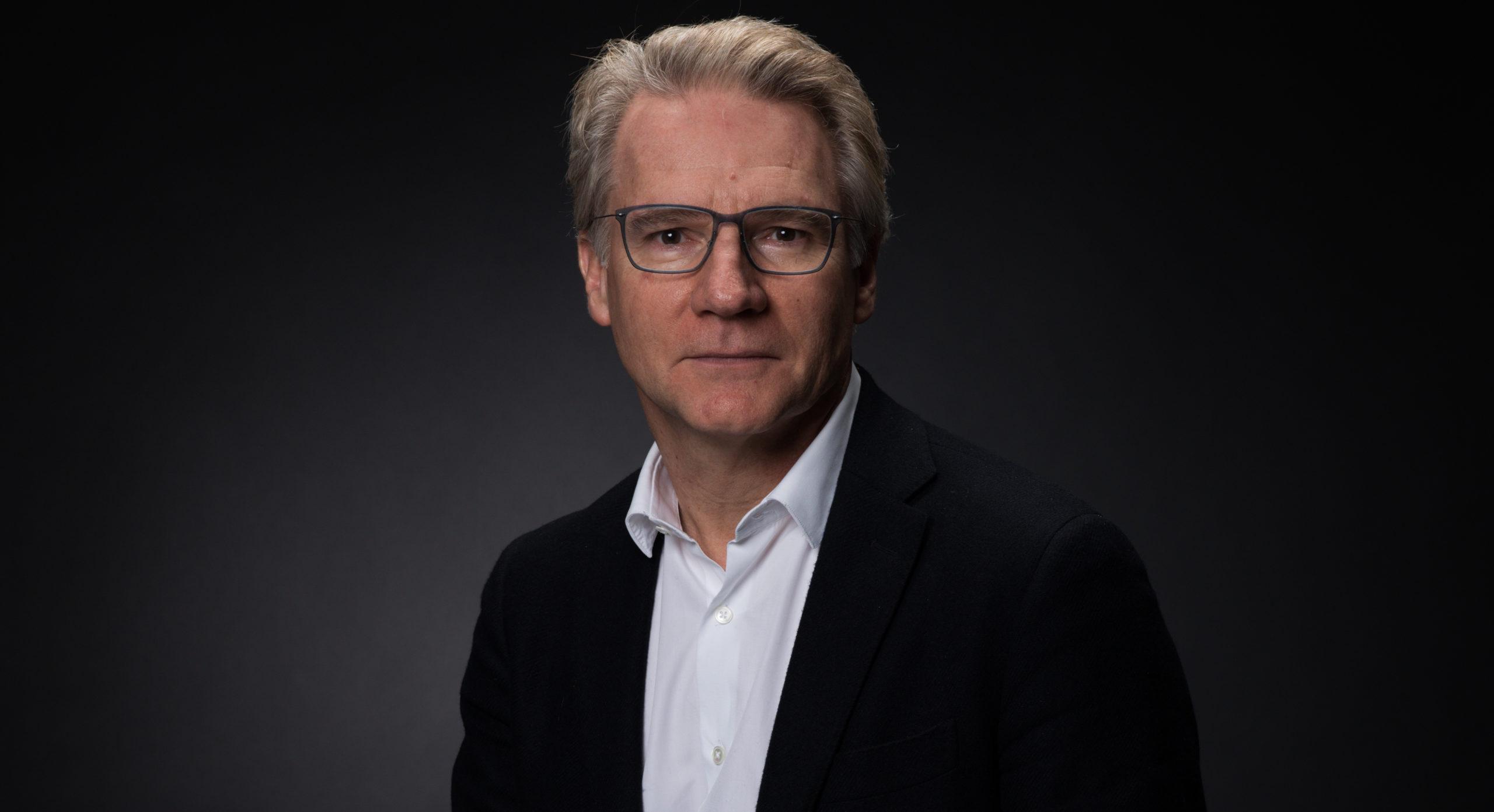 Oliver Royant, le directeur de la rédaction de Paris Match,.