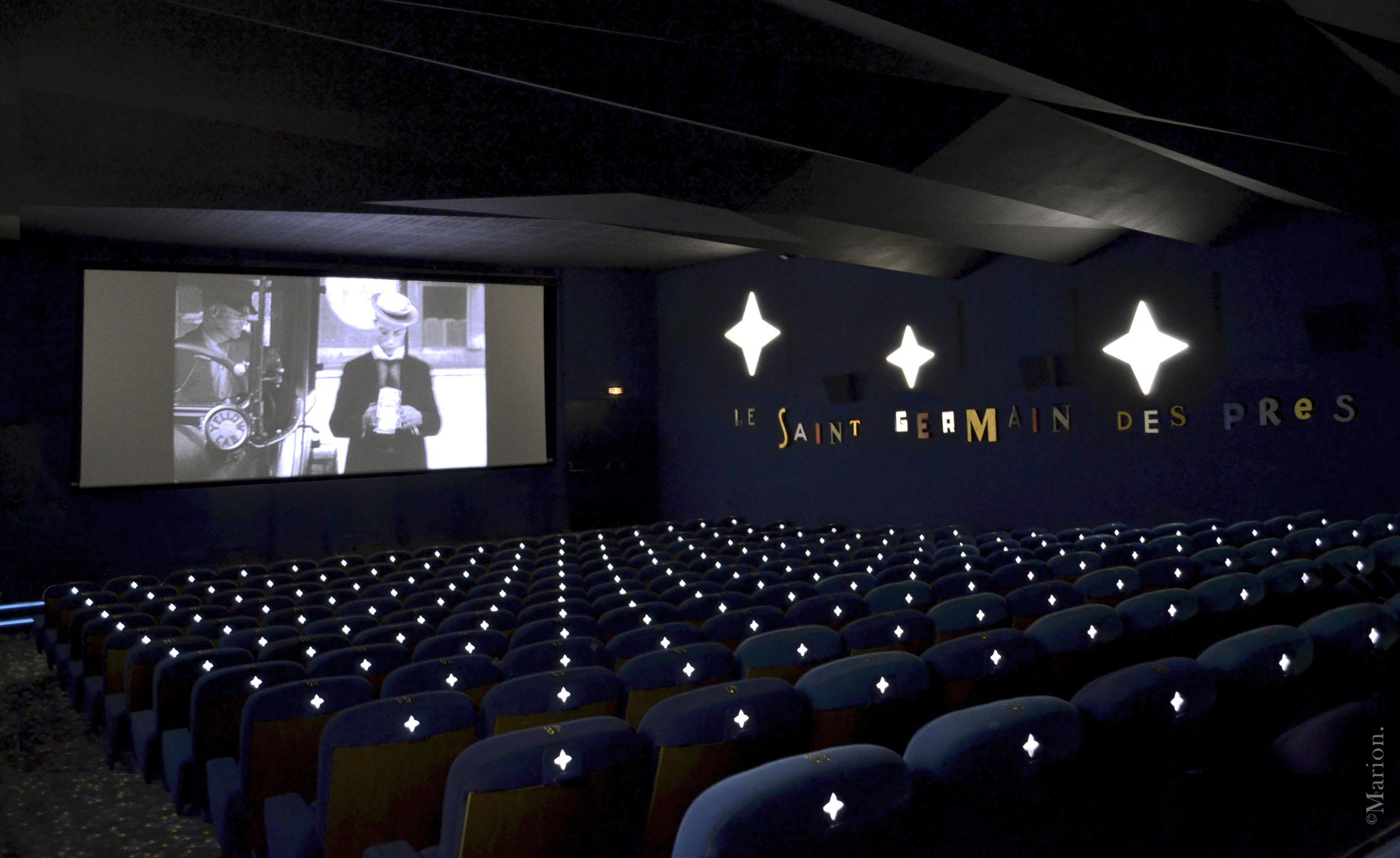 Cinéma Saint-Germain-Beau regard.