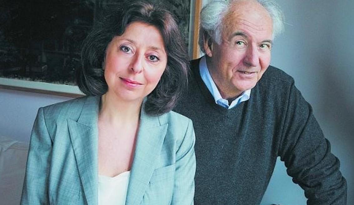 Portrait des auteurs Monique Atlan et Roger-Pol Droit.