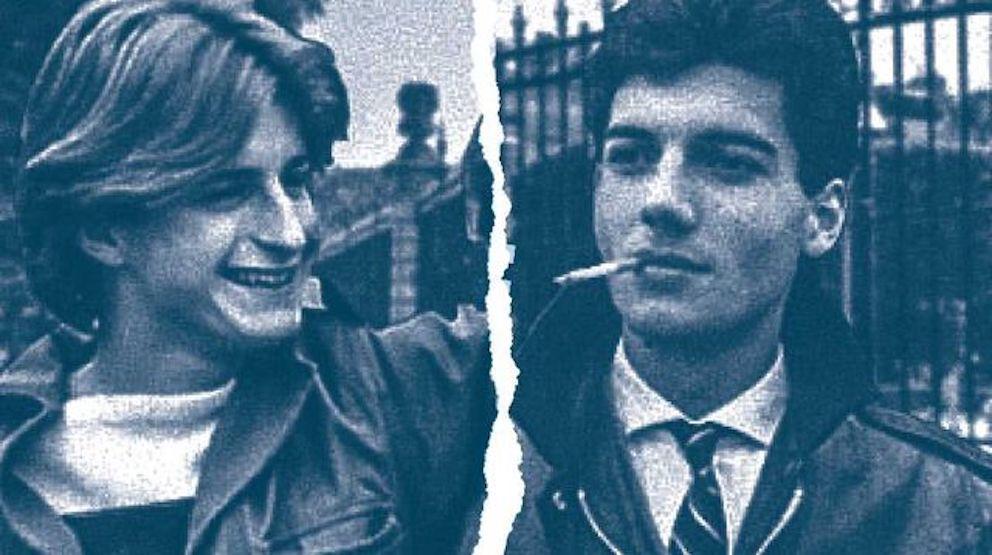 Portraits des amis Bruno de Stabenrath et Xavier Dupont de Ligonnès.
