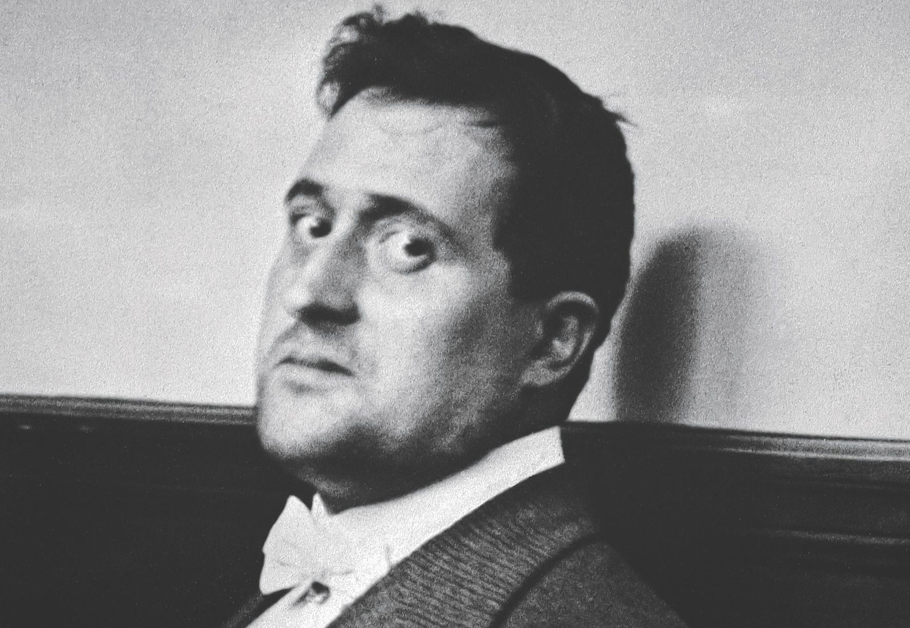 Portrait de Guillaume Apollinaire
