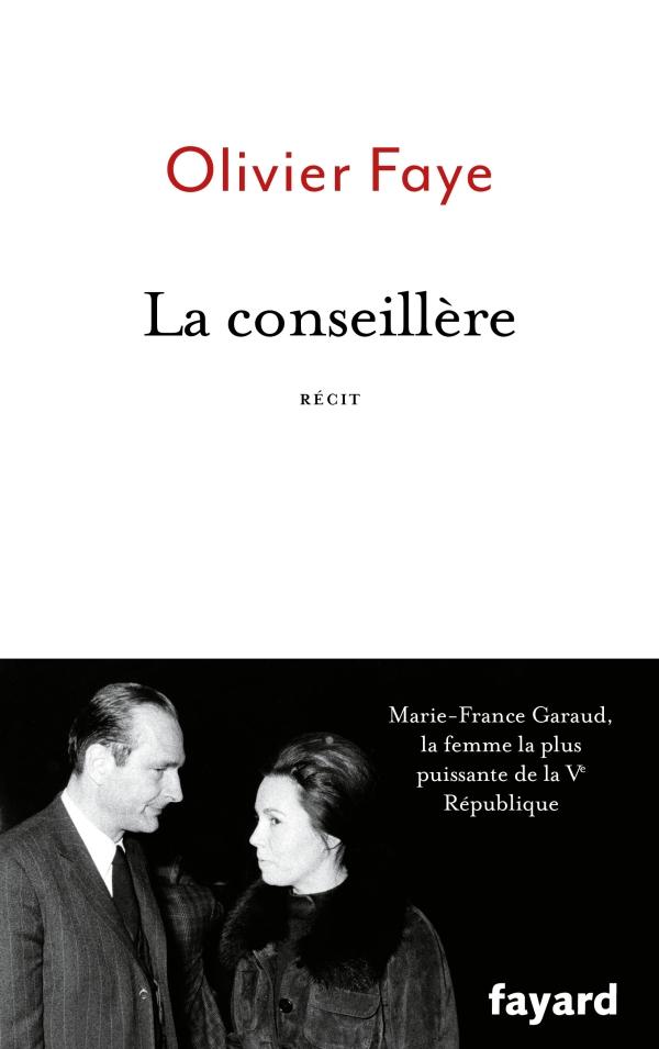 « La Conseillère » de Olivier Faye