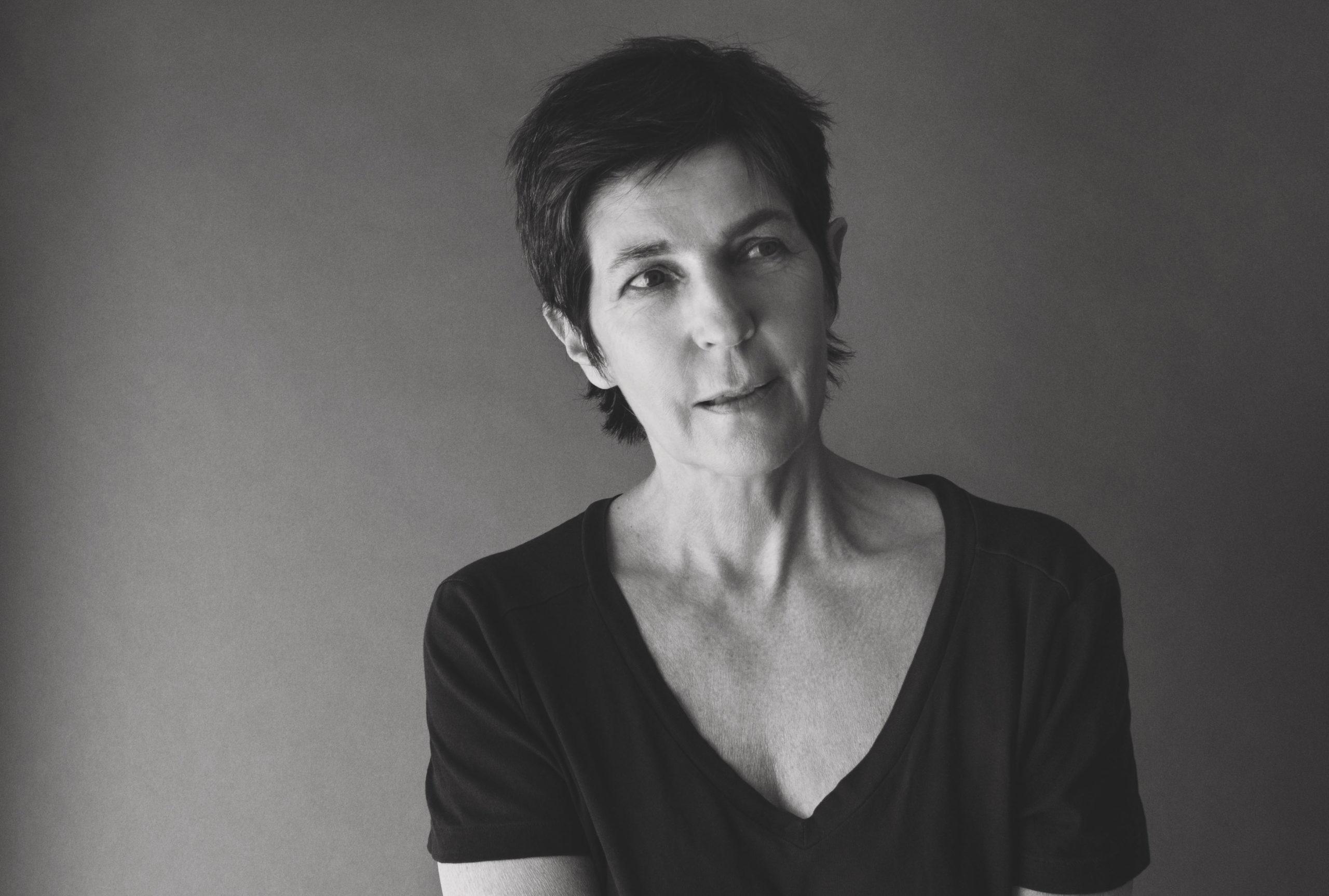 Christine Angot. Photo : Bouchra Jarrar