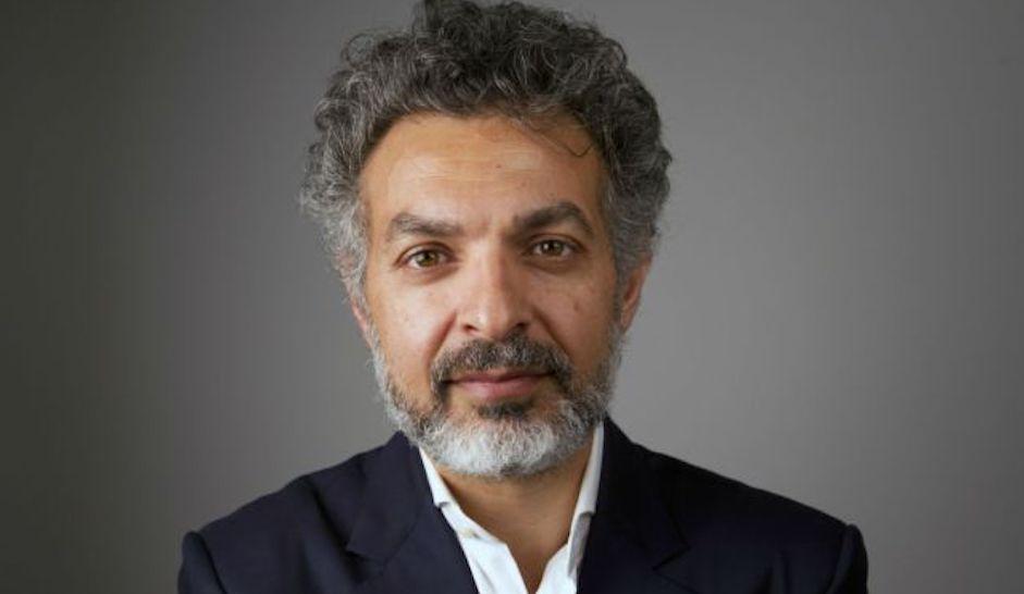 Saad Mohseni, le fondateur de Moby Group, le plus grand groupe media d'Afghanistan.