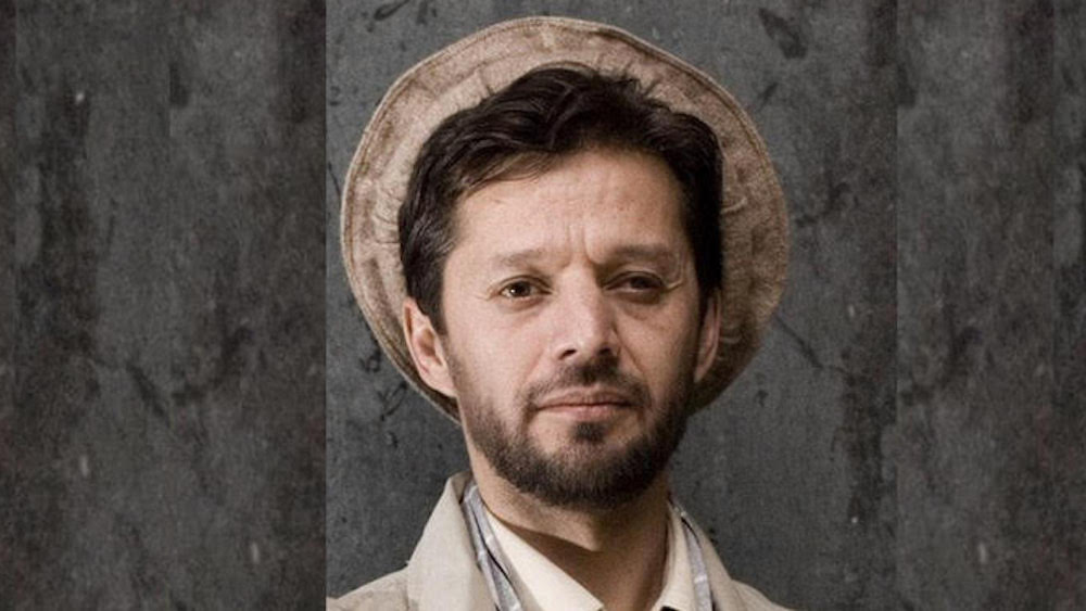 Le journaliste afghan Fahim Dashty.