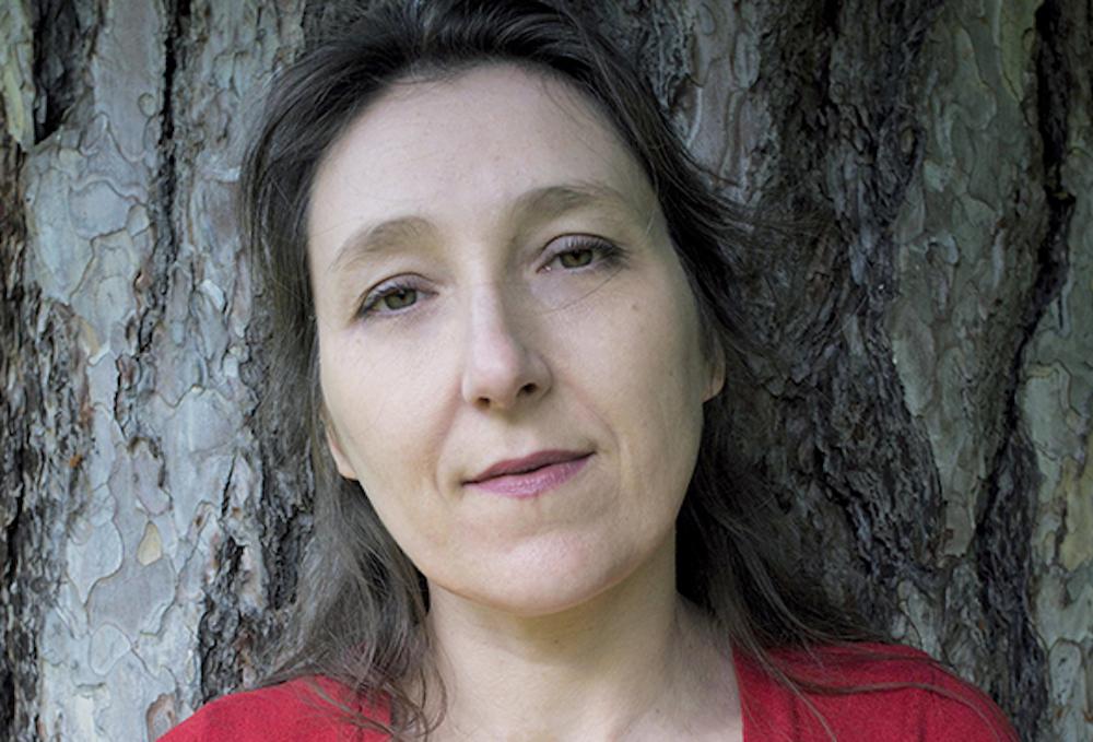 Portrait de l'écrivain Marie Darrieussecq