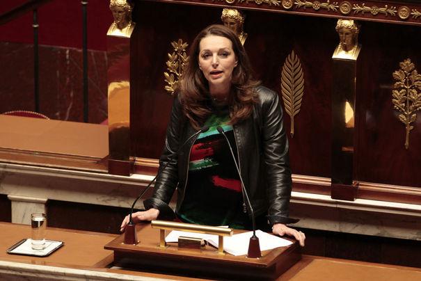 La députée UMP Valérie Boyer