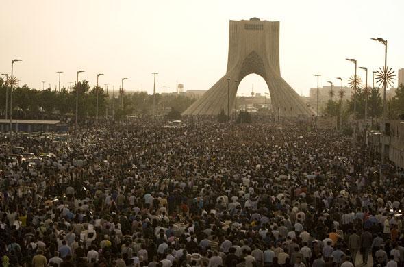 Iran-manifestation