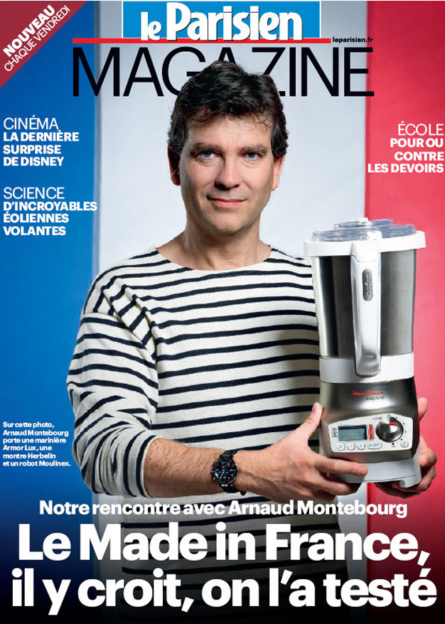 News World of Tanks Arnaud_montebourg