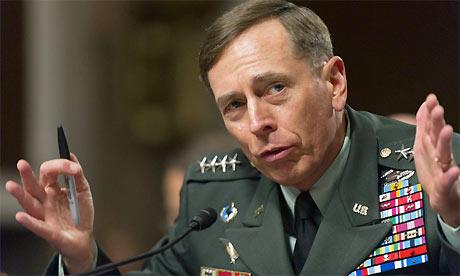 Le général Petraeus
