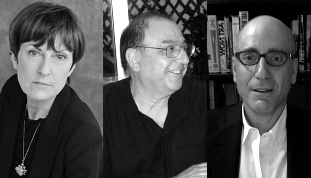 Josyane Savigneau, Lazare Bitoun, Steven Sampson.