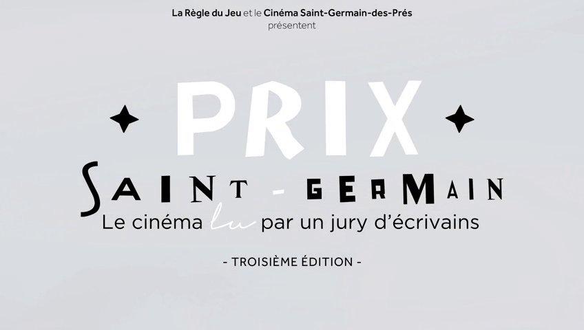 Prix Saint-Germain 2013 : soirée de remise du prix aux lauréats