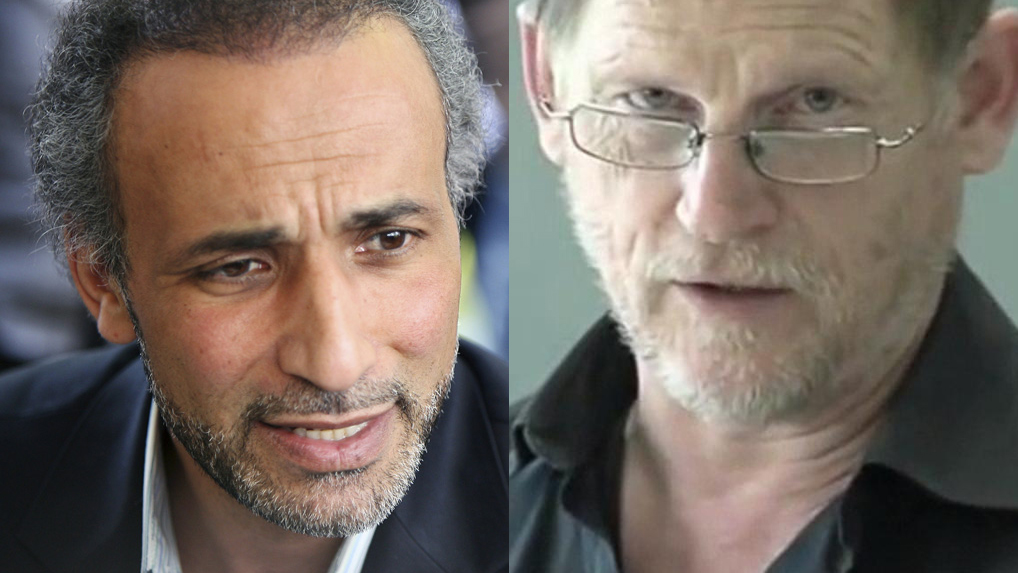 Tariq Ramadan et Michel Collon