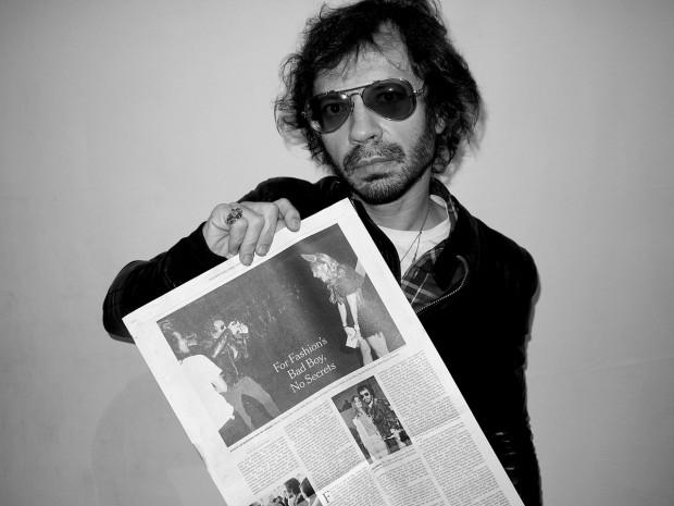 Olivier Zahm au New York Times